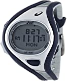 Asics Unisex Challenge CQAR0402 Blue Polyurethane Quartz Watch with Digital Dial
