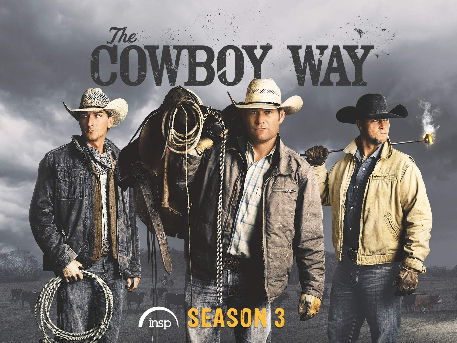 Watch The Cowboy Way Prime Video