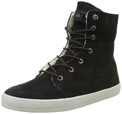 Damen Vermont N30 High-Top, Schwarz (Black 011), 39 EU HUB