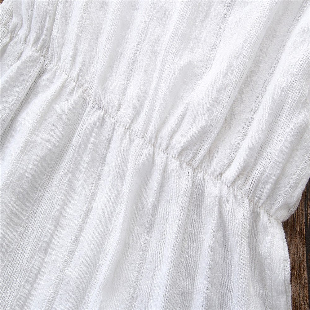 Set Jeans Ricamato Rosa Daoope Abbigliamento Bambina Estate 18 Mesi Abbigliamento Vestiti Bambino 18 24 Mesi Bambina Maglietta E Pantaloni Ragazze Top in Pizzo A Manica Corta Bambina