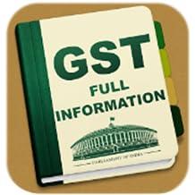 GST Full Information 2017