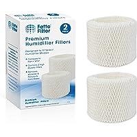 2-Pack - Vicks & Kaz WF2 Compatible Humidifier Filter
