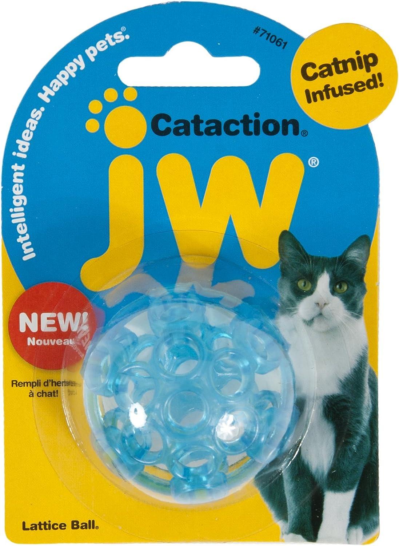 Pelota De Caza De Gatos Wj JW Cataction Lattice Ball