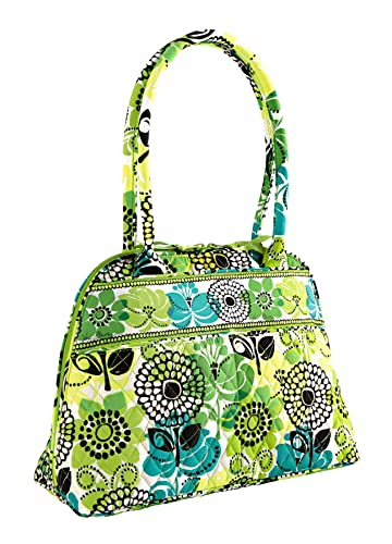 1a7d79620d Amazon.com  Vera Bradley Bowler in Lime s Up  Shoes