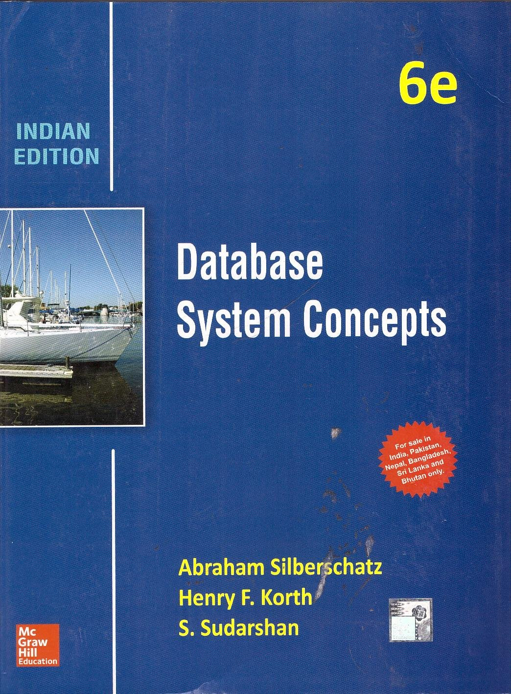 Database System Concepts By Abraham Silberschatz 4th Edition Pdf