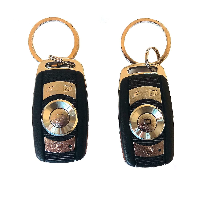 Kit Car Alarm System Alarma Antirrobo completo universal para coche furgoneta