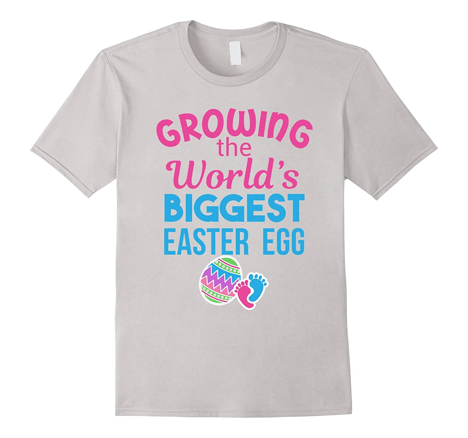 eac5eace Funny Pregnancy Announcement Shirts Easter Reveal Mom-TD – theteejob
