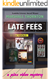 Late Fees (Pinx Video Mysteries Book 3) (English Edition)
