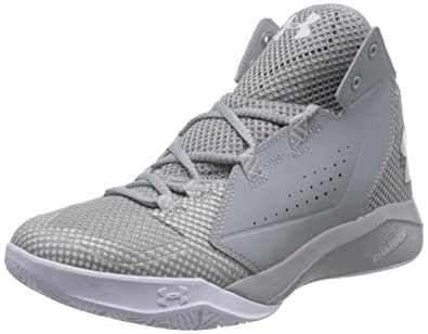 Under Armour - Chaussure de Basketball Under Armour Torch Fade Aluminium pour homme Pointure - 41 Escarpins Gabor 75.380-67 Noir geoD9by