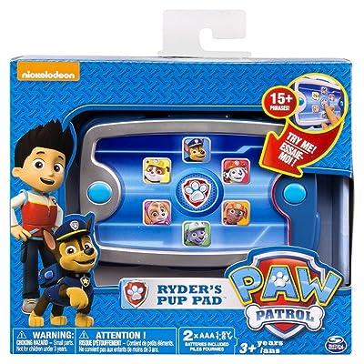 Paw Patrol Ryders Pup Pad: Toys & Games