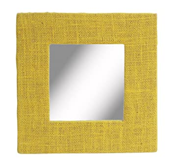 SouvNear Handmade Wall Mounted Mirror - Square Shaped Decorative ...