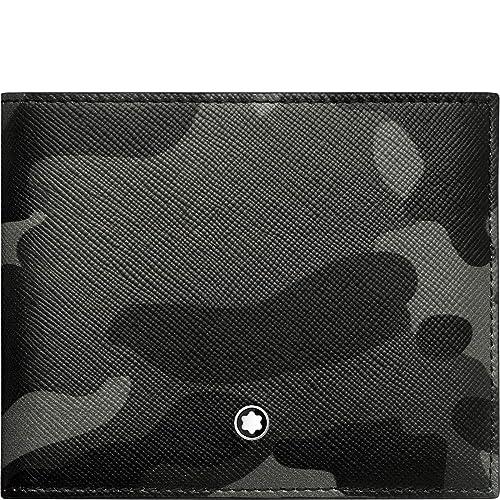 Amazon.com: MonTBLANC 118673 - Cartera de bolsillo (piel de ...