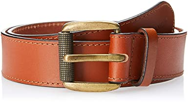 Camelio Men's Leather Casual Belt
