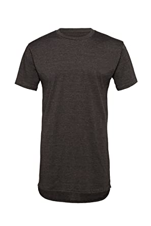 0f1429d85 Canvas Mens Long Body Urban T-Shirt: Amazon.co.uk: Clothing
