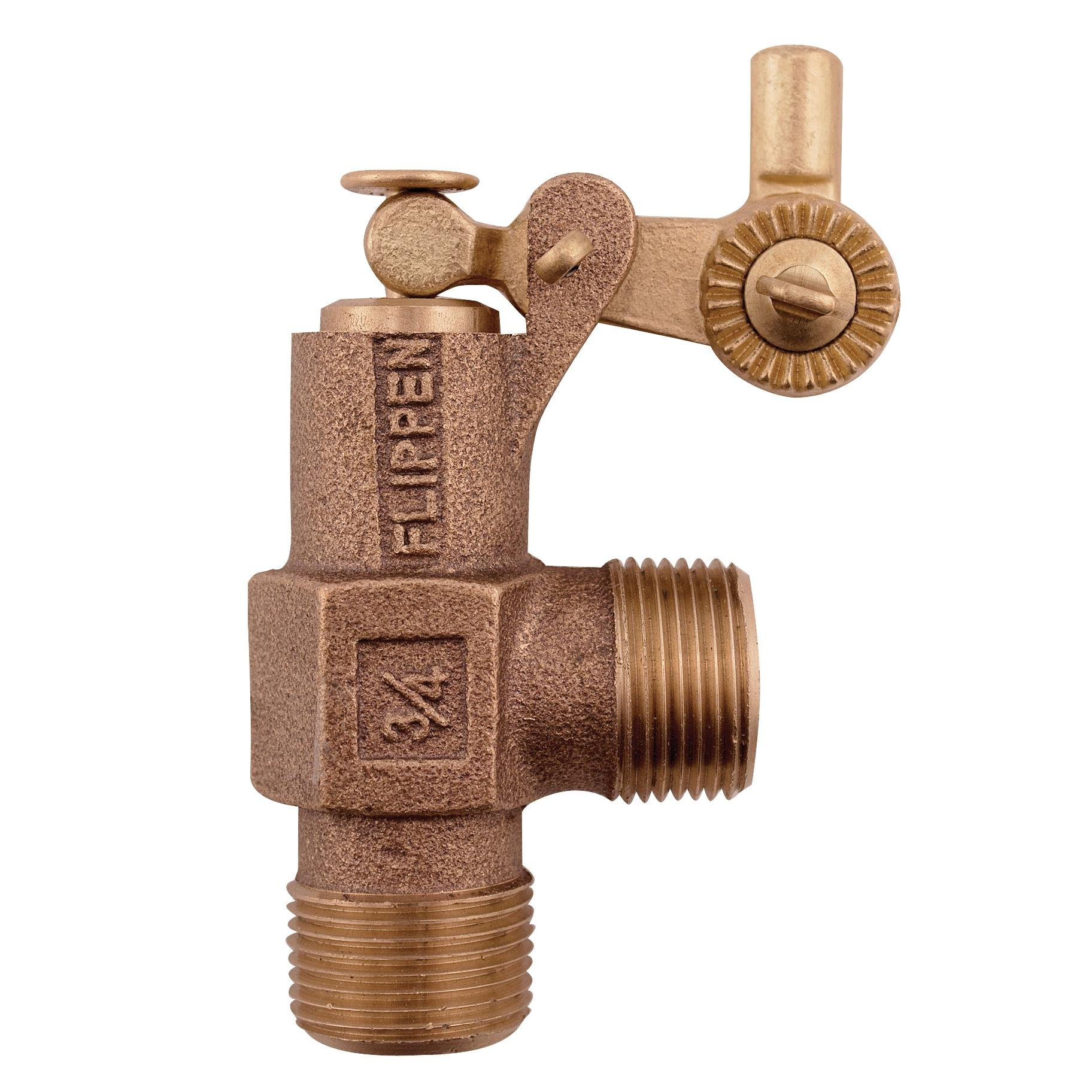 Watts 3/4 ST750 3/4'' Bronze Standard Duty Float Valve by Watts