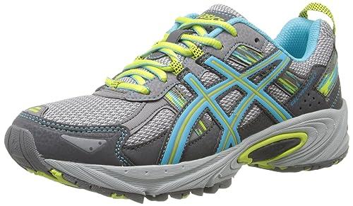 6579738fe1fe ASICS Women s Gel-Venture 5 Trail Runner  Amazon.co.uk  Shoes   Bags