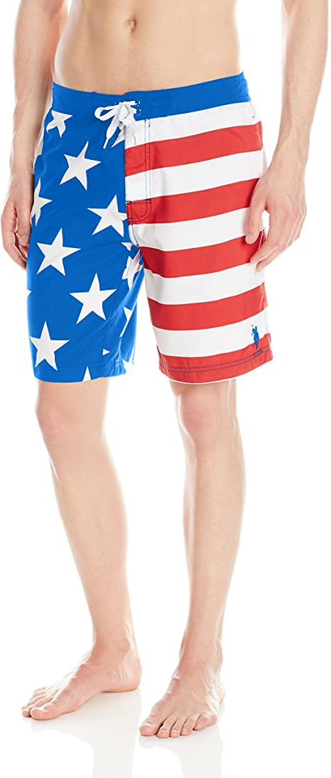 U.S. POLO ASSN. Camiseta de Americana Bañador para Hombre: Amazon ...