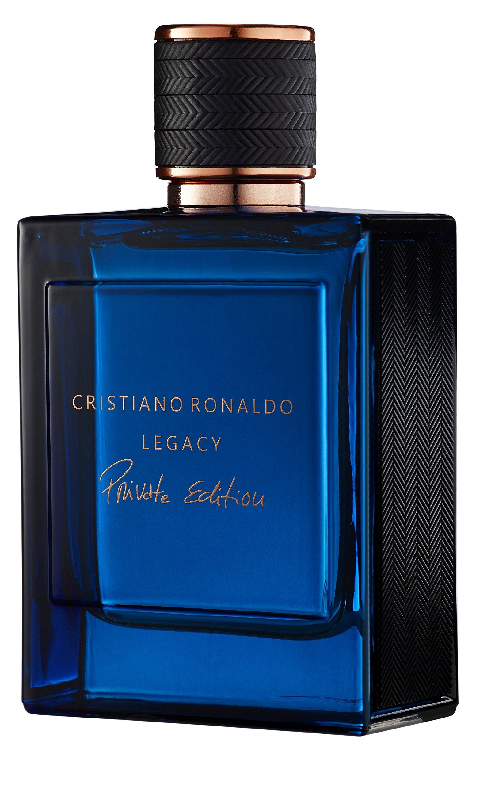 Cristiano Ronaldo Legacy Cristiano Ronaldo Men 3.4 Oz Edp Spray (private Edition), 3.4 Oz