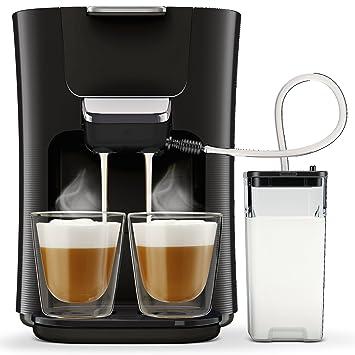 Senseo HD6570/60 - Cafetera (Independiente, Máquina de café en cápsulas, 1 L, Dosis de café, De café molido, 2650 W, Negro): Amazon.es: Hogar