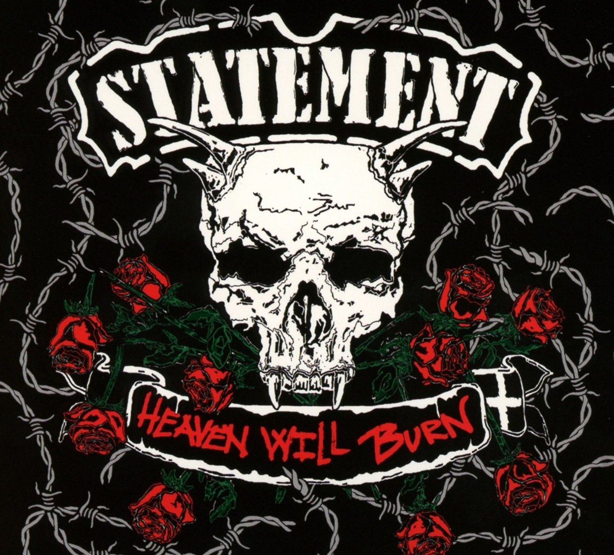 CD : Statement - Heaven Will Burn (CD)
