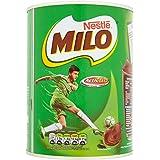 Milo 速溶麦芽巧克力粉,400克(6包)