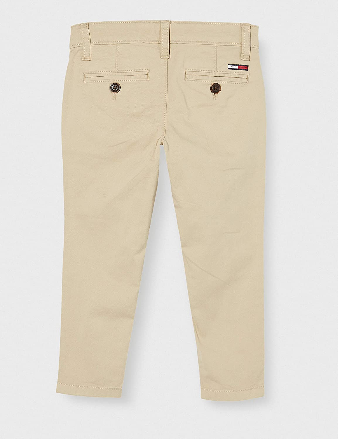 Tommy Hilfiger Essential Skinny Chino TH Flex Pantaloni Bambino