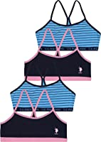 4772c6ccf0ffb U.S. Polo Assn. Convertible Back Push Up Bra With Padded Cups and ...