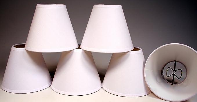 Creative hobbies small 4 inch cream color linen fabric lamp shades creative hobbies small 4 inch cream color linen fabric lamp shades for chandeliers sconces aloadofball Gallery