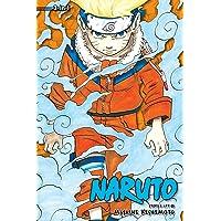 Naruto (3-in-1 Edition), Vol. 1: Includes vols. 1, 2 & 3 (Volume 1)