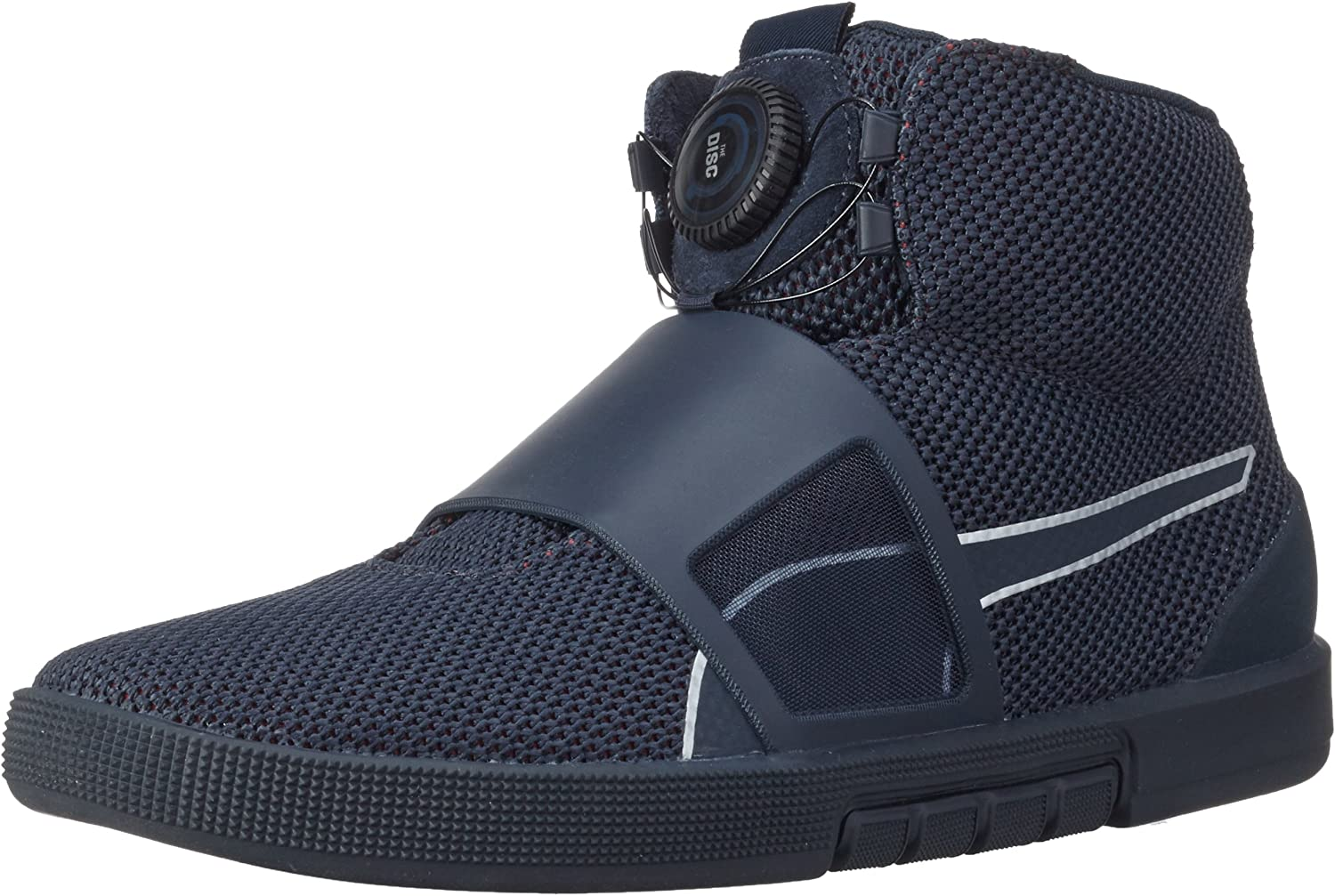 Puma Herren RBR WSSP DISC MID SBE High Top, Rot (CHINESE Red