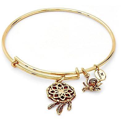 Amazon Chrysalis Dream Catcher Brass Gold Plated Expandable Best Dream Catcher Gold Bracelet