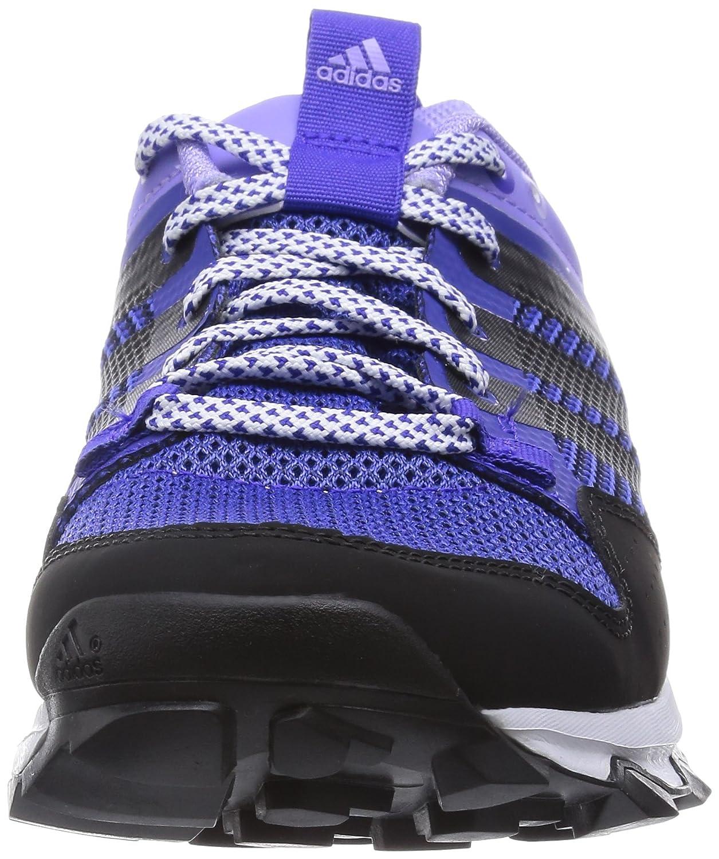 check out 027a3 7fd18 adidas Kanadia 7 Trail Mujer Unidad Guantes, Morado, 36 UK-3 1 2   Amazon.es  Deportes y aire libre