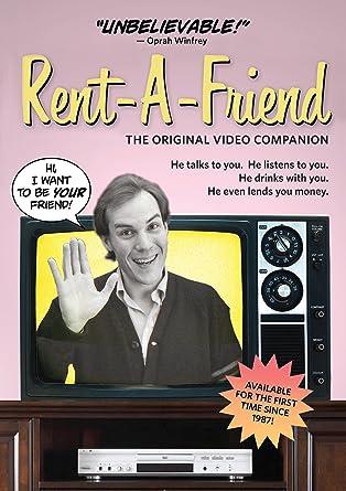 FOUND FOOTAGE FESTIVAL: RENT-A-FRIEND: Amazon co uk: DVD & Blu-ray