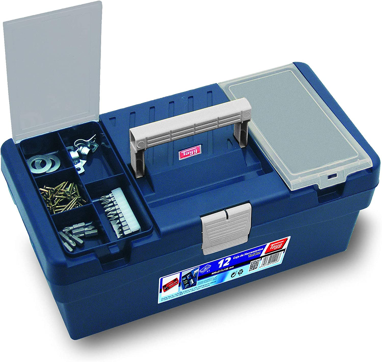 Tayg M255698 - Caja herramienta nº 12: Amazon.es: Bricolaje y ...
