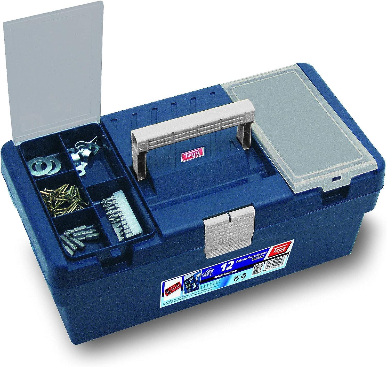 Tayg 9 Caja herramientas plástico n. 9, 290 x 170 x 127 mm: Amazon ...