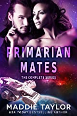 Primarian Mates: The Complete Series Kindle Edition