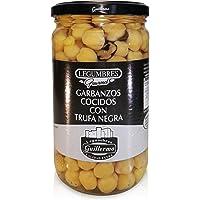 Guillermo Garbanzos Cocidos con Trufa Negra Gourmet Calidad