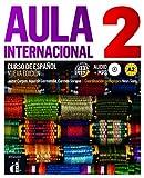 Aula Internacional 2 (A2) – Libro del al. + CD: Nueva edición (2015) (Ele - Texto Español)