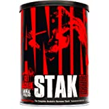 Animal Stak - Natural Hormone Booster Supplement with Tribulus and GH Support Complex - Natural Testosterone Booster for…
