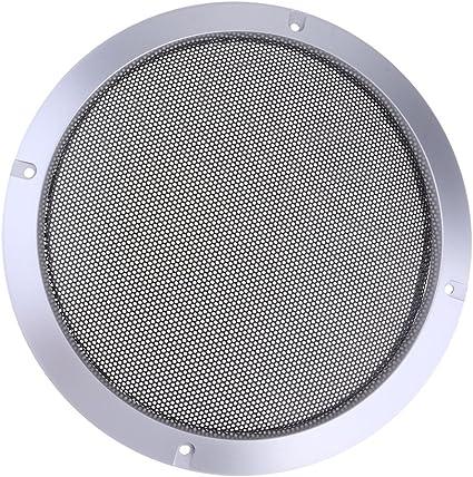 Baoblaze Metall Silber Auto Audio Lautsprecher Elektronik