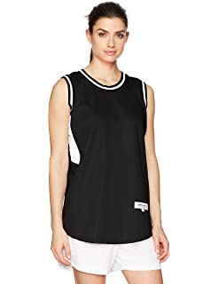 Intensity Mens Flatback Mesh Basketball Jersey, Navy//White, XX-Large N7100