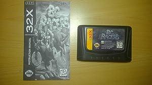 BC Racers Sega Genesis 32X
