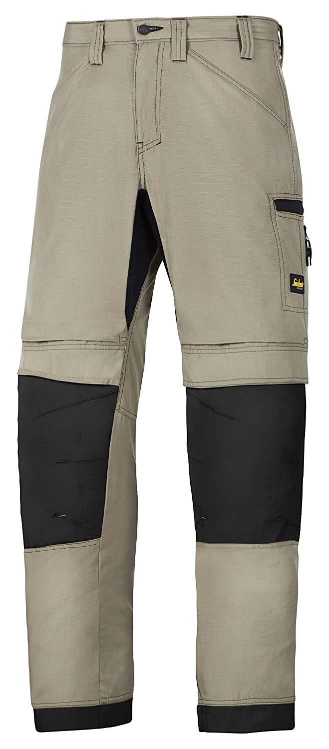 Snickers 62069504148 Size 148'Litework 37.5' Work Trousers - Navy Blue/Black