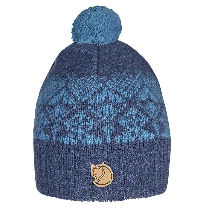 fj%C3%A4llr%C3%A4ven cappello  Fjällräven - Cappello - ragazzo Blu Blueberry Taglia Unica: Amazon ...