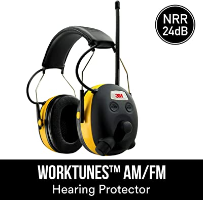 3M - WorkTunes AM/FM Hearing Protector