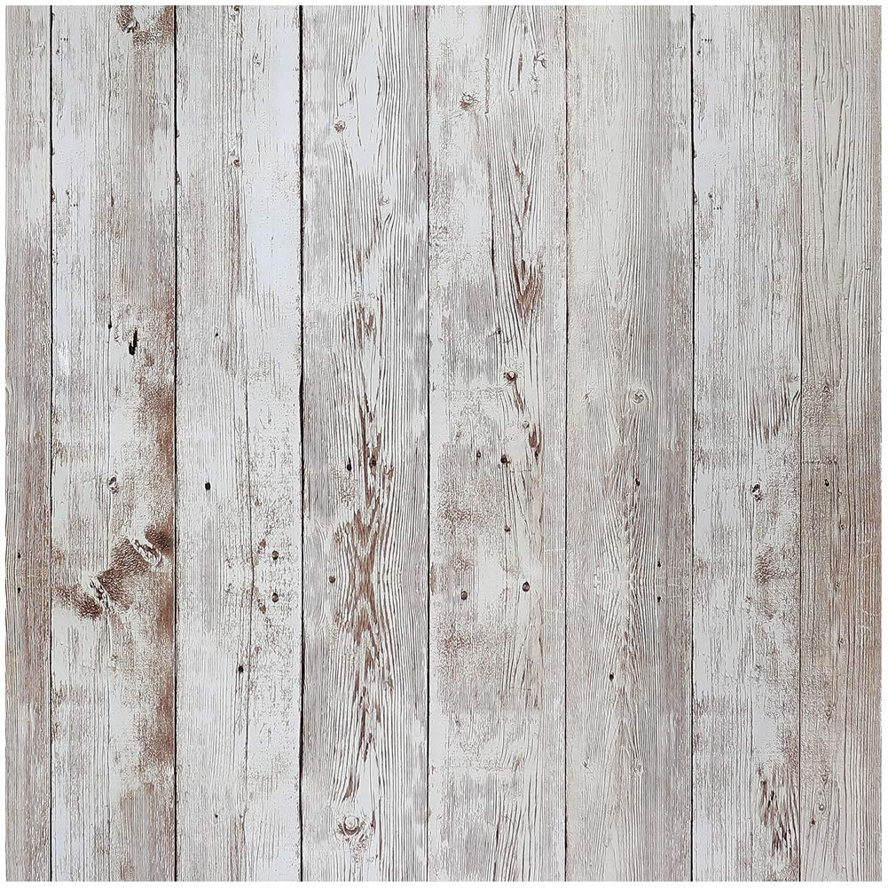 Livelynine Distressed Woodgrain Contact Paper Decorative Vinyl Adhesive  Shiplap Peel and Stick Wood Planks for Walls Removable Wallpaper  Decorations