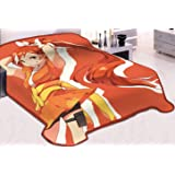 "45""x60"" Crunchyroll OFFICIAL CrunchyRoll-Hime Anime PREMIUM Snug & Warm Decorative Fleece Throw Wall Hanging Tapestry Blanket"