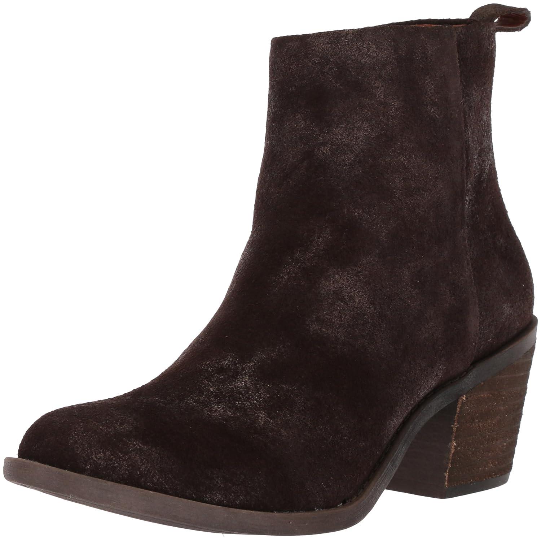 Lucky Brand Women's Natania Ankle Boot B06ZYJLPMX 5 B(M) US|Bracken