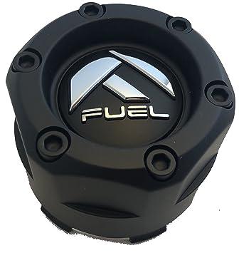 Fuel Offroad Matte Black Wheel Center Cap (Qty 1) # 1003-47MB