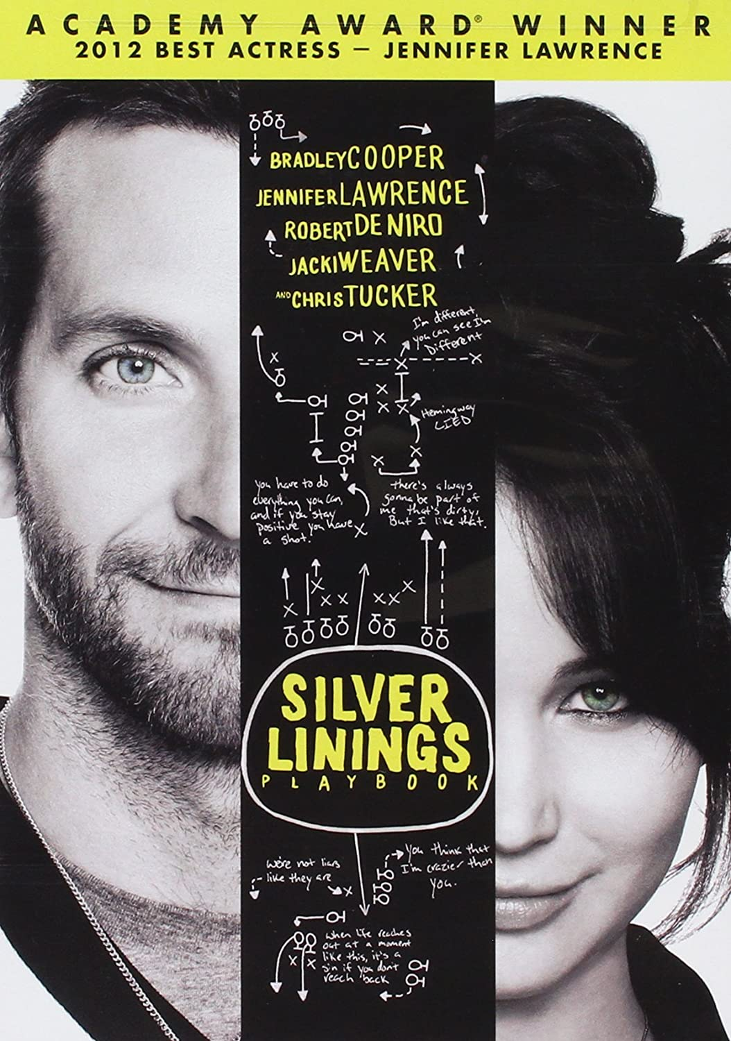 Silver Linings Playbook. Directed by David O. Russell
